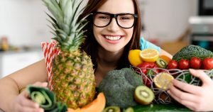 Fruits & Veggies Boost Health in Just 2 Weeks