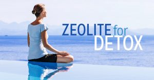 How Zeolite Supports Detox